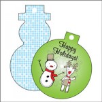 Create ornaments for your friends, family and yourself!