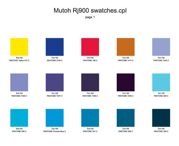 How to Print Color Swatches in CorelDraw – Coastal Business