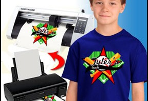 Why Heat Transfer Print and Cut is the Perfect Gateway to Direct to Garment