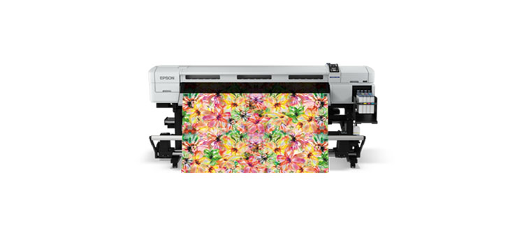 New Epson Wide Format Sublimation Solution