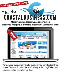 Coastal's New Website!
