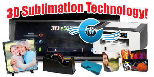 NEW: 3D Dye-Sublimation Vacuum Press from Coastal Business Supplies