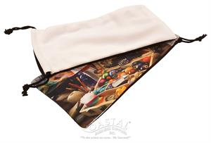 Mini Drawstring Sublimation Bag