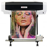 Virtuoso VJ628 Dye-Sublimation Printer – Dual CMYK with SubliJet-HD Inks