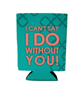 Sublimation Fabric Coozie - 12 oz