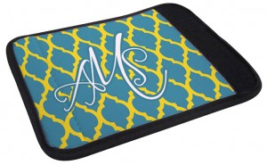 Soft Luggage Handle Wraps with Velcro