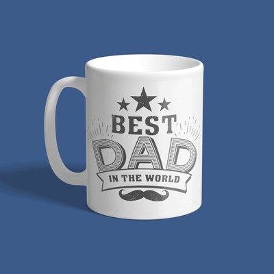 Create Custom Mugs for Father's Day - Coastal Business Supplies